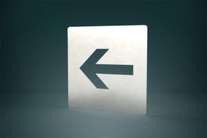 Piktogram kierunek